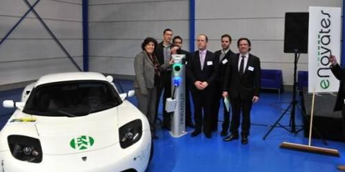 Enovates Plaatst 500 Laadpalen Voor Elektrische Wagens In Vlaanderen