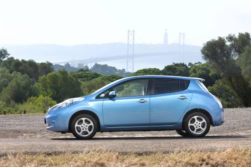 Elektrische Auto Krijgt Voor Het Eerst 5 Sterren In Crashtest