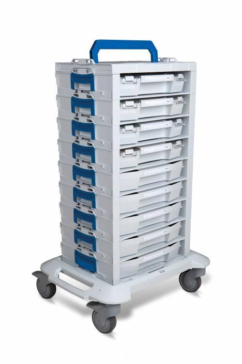 L'i-Boxx Rack de Sortimo
