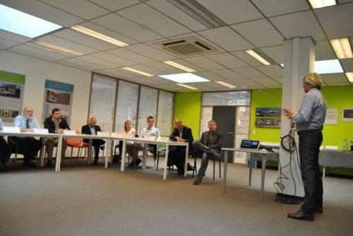 Les formations d'attitude de conduite durable de Global Drivers Concept présentées à l'AFFM