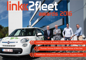 link2fleet e-magazine Forum & Awards 2016