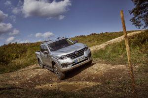 Renault Alaskan pick-up: Alleskunner die alles kan