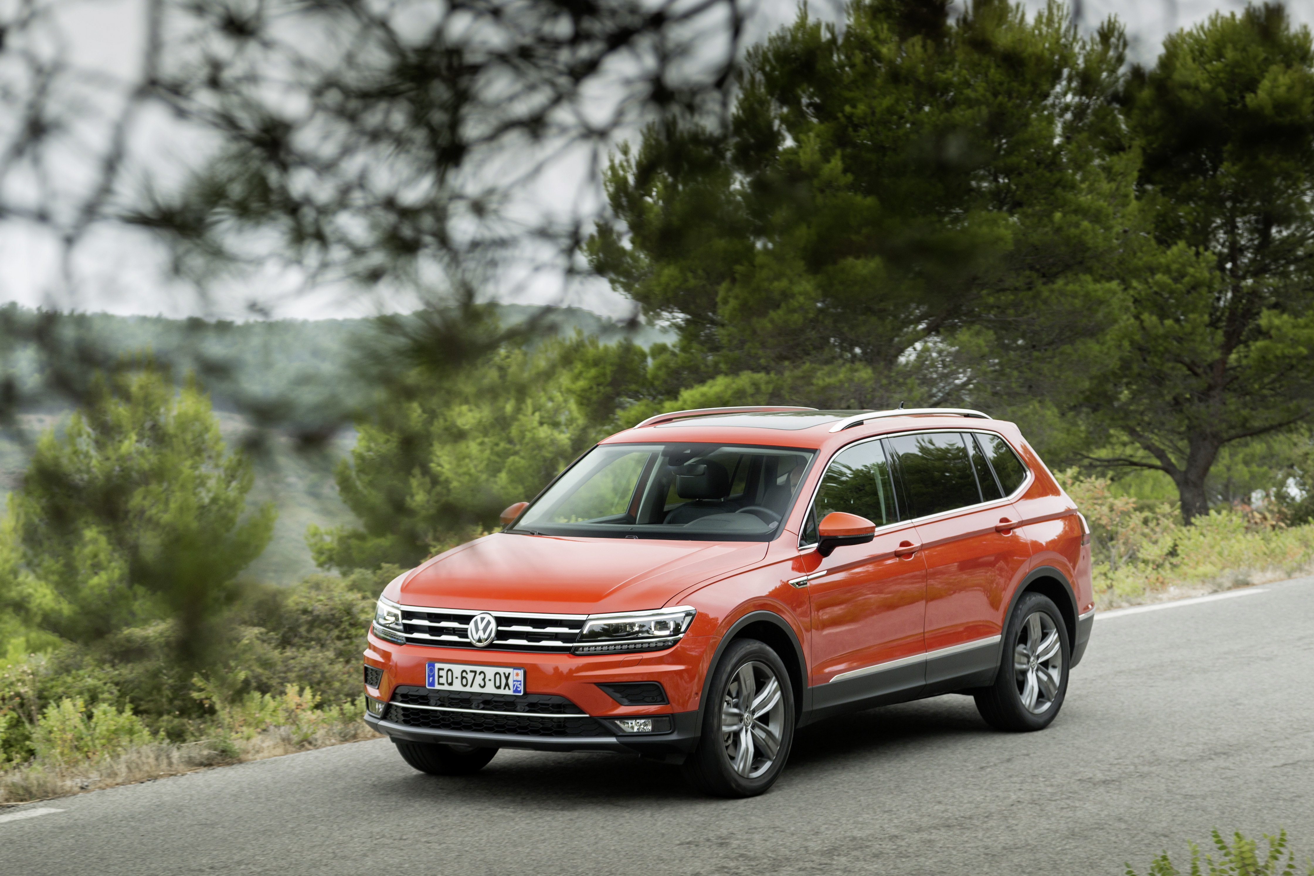 essai volkswagen tiguan allspace l attaque d un nouveau segment link2fleet for a smarter. Black Bedroom Furniture Sets. Home Design Ideas