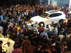 Nordicar a dévoilé la Volvo XC60 devant 700 privilégiés