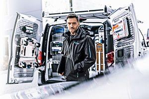 Sortimo: bestelwageninrichting in leasing, het is mogelijk!