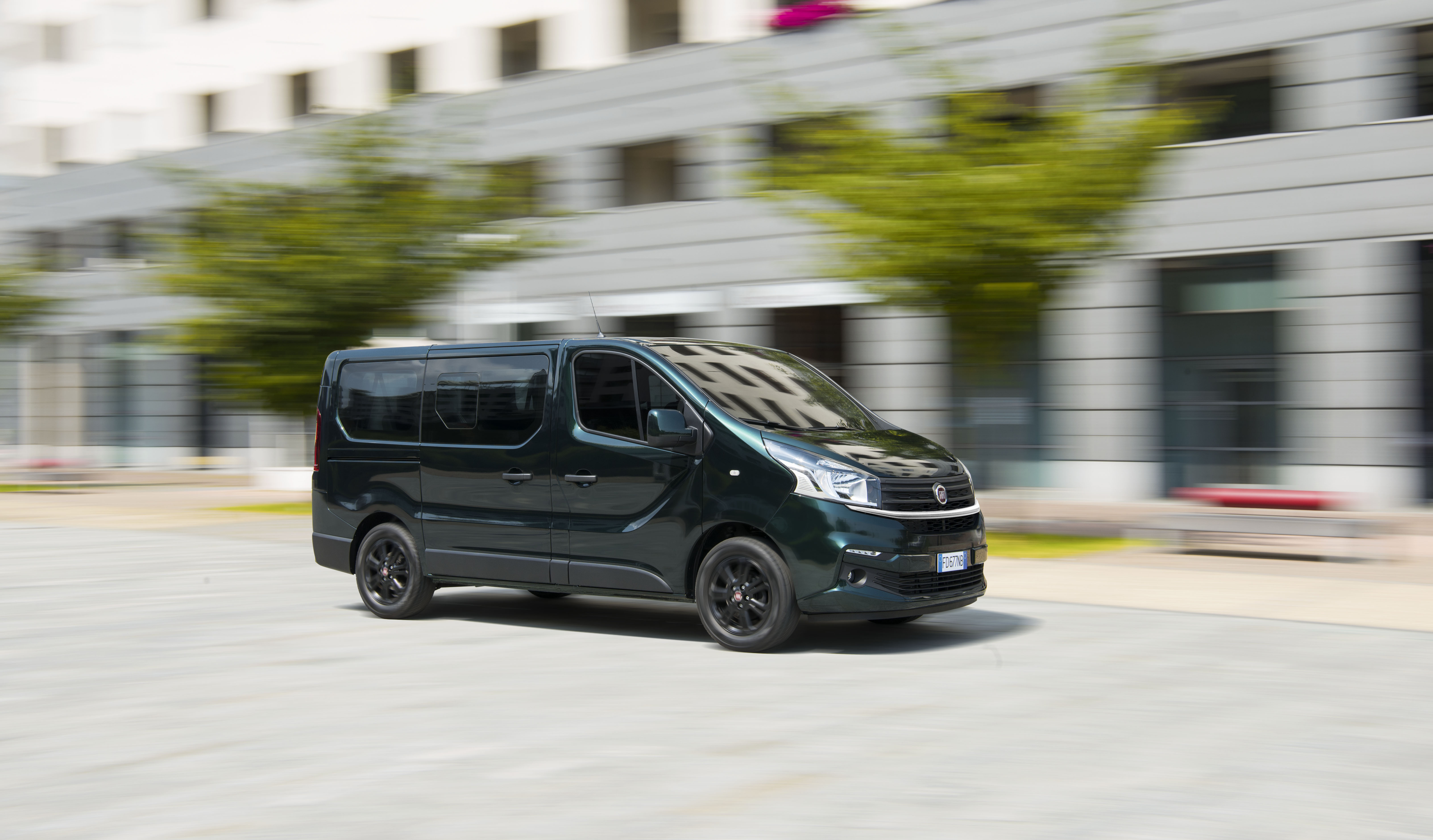 essai fiat talento combi 1 6 ecojet 125 ch entre deux chaises link2fleet for a smarter mobility. Black Bedroom Furniture Sets. Home Design Ideas