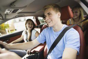 Forte hausse de l'utilisation de l'auto pour la tranche 25 à 30 ans