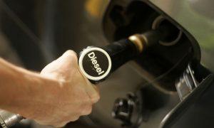 Augmentation de l'Avantage de Toute Nature uniquement pour les diesels en 2018