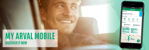Arval lanceert My Arval Mobile om de digitale ervaring van zijn bestuurders te verbeteren