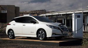 Nieuwe LEAF en e-NV200 centraal in Nissan's  Electric Ecosystem