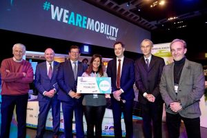 Modalizy remporte le premier Prix du 'Best Start Up Award 2018' au salon #WeAreMobility