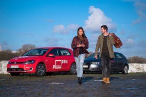 Poppy: 200 elektrische en 150 CNG-deelauto's in Antwerpen