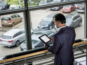 Mercedes-Benz lanceert digitaal fleetmanagement in België