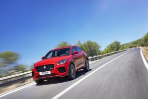 E-Pace: lovely baby-Jaguar!