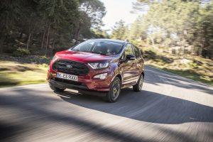 Ford EcoSport 1.0 EcoBoost: Wachten op (nog) zuinigere diesels