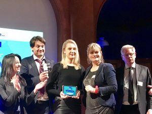 La start-up MaaS Global remporte le 'European Startup Prize for Mobility'