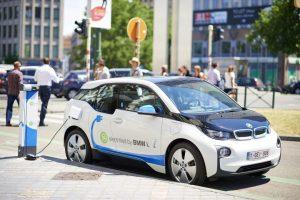 Bientôt des voitures partagées électriques à Liège