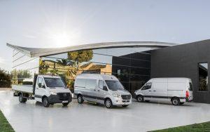 Mercedes Sprinter: la troisième génération est prête