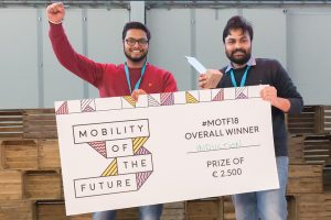 #MOTF18 confirme l'idée que la mobilité est un sujet prioritaire
