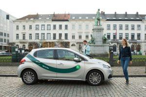 Zipcar étend son réseau à plusieurs communes de Bruxelles