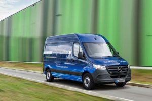 Mercedes-Benz New Sprinter: flexibilité et gestion de flotte avancée