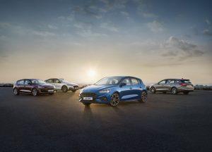 Ford Focus : la plus technologique de son segment !