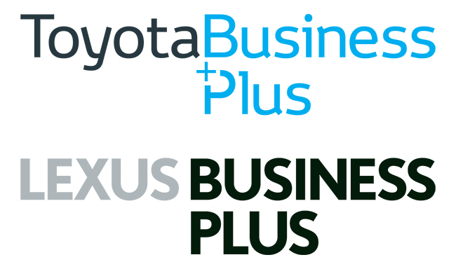 Toyota Business Plus & Lexus Business Plus