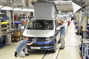 Visite : là où les VW Transporter et Amarok prennent vie