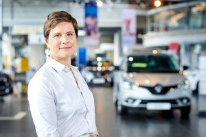 Gaëlle Humbert, nouveau Directeur Général de RCI Benelux
