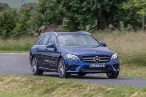 Nieuwe Mercedes C-Klasse: Meer dieselkracht, minder brandstof, lagere emissie