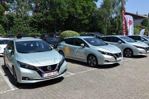 Test Rijders: elektrisch autodelen uitproberen en toepassen