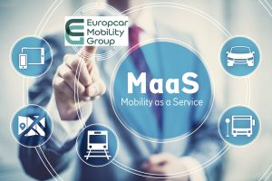 Europcar Mobility Group rejoint l'alliance MaaS