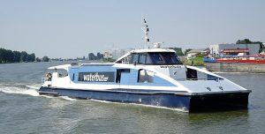 Waterbus fiscaal erkend als openbaar vervoer