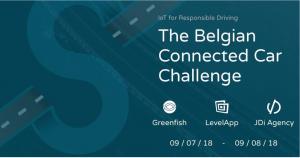 The Belgian Connected Car Challenge: een wedstrijd om de rijstijl van uw medewerkers te verbeteren
