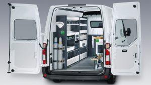 Aménagement de camionnettes en Belgique: qui fait quoi?