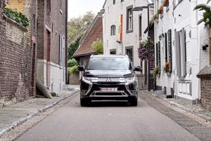 Mitsubishi Outlander PHEV: Logische ontwikkelingstrategie