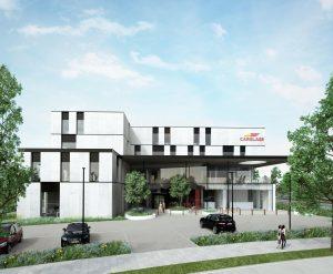 Carglass BeLux verhuist naar gloednieuw hoofdkantoor in Hasselt