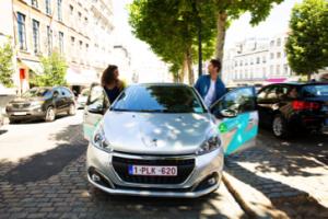 Zipcar breidt zone uit rond nieuwe NAVO-hoofdkwartier