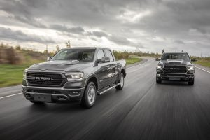 Test RAM 1500 2019: American Dream !