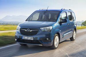 Opel Combo: quatre en un