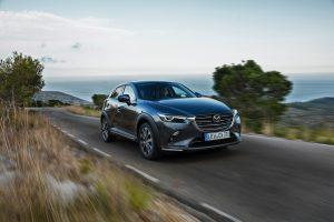 Mazda CX-3: pakt uit met een nieuwe … diesel