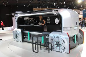 67ste IAA Hannover in het teken van elektrische bestelwagens