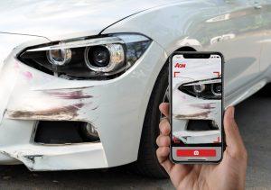 Aon en Fixico lanceren een innovatieve digitale oplossing voor autoschadeherstel