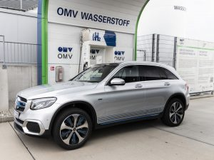 Test Mercedes GLC F-Cell – Proefkonijn