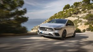 Mercedes-Benz New B: Topdiesels milieutechnisch in pole-position