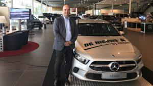 Zweedse Hedin verwerft 12 Mercedes-Benz dealerships