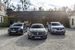 Opfrisbeurt voor topgamma van Renault