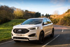 TEST: Ford Edge