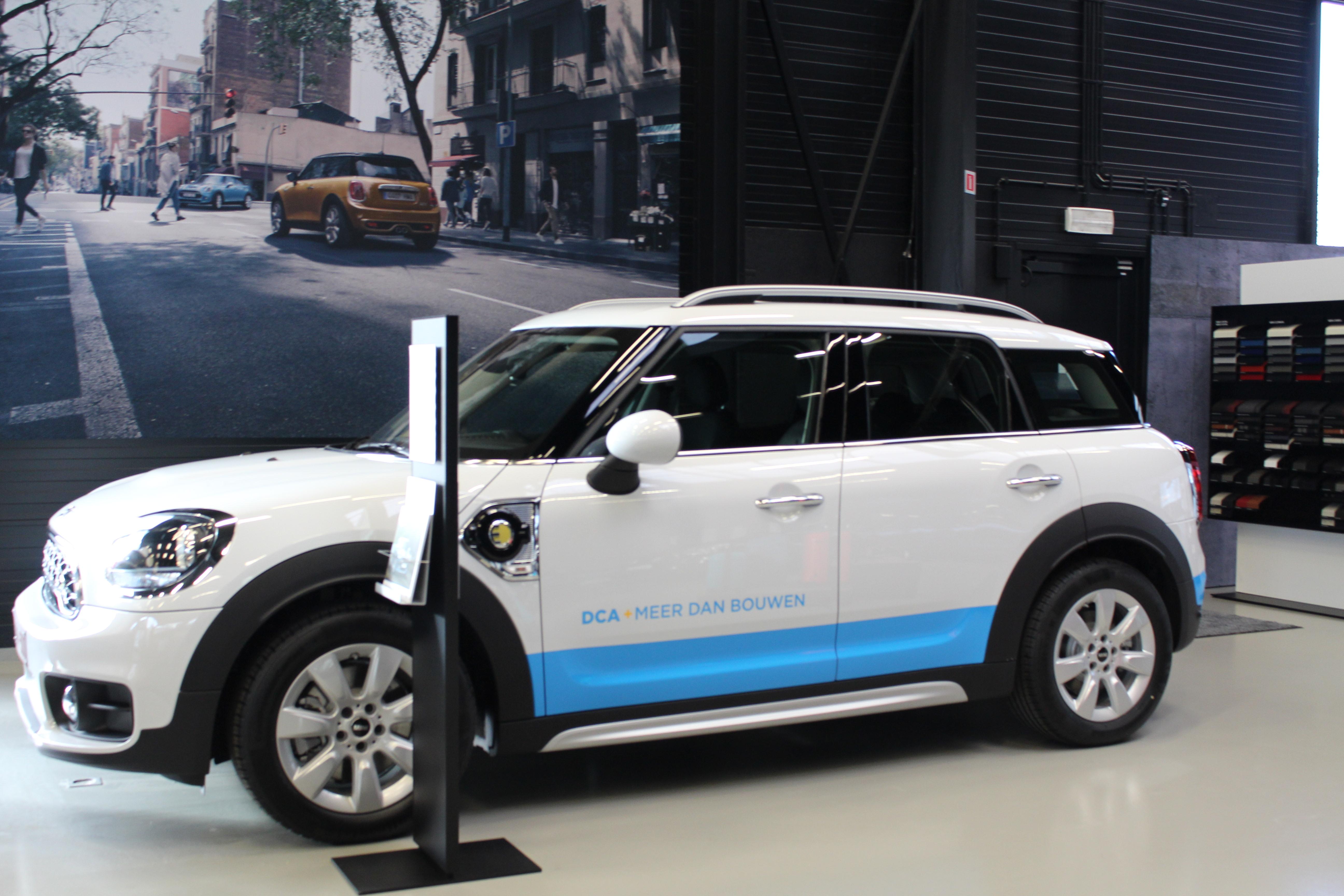 Kempens Bouwbedrijf Dca Investeert 575 000 Euro In Hybride Wagenpark