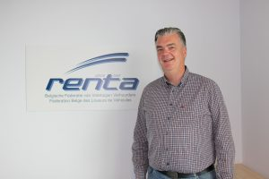 Frank Van Gool (Renta) : « Les voitures de société parcourent, elles aussi, moins de kilomètres en moyenne »